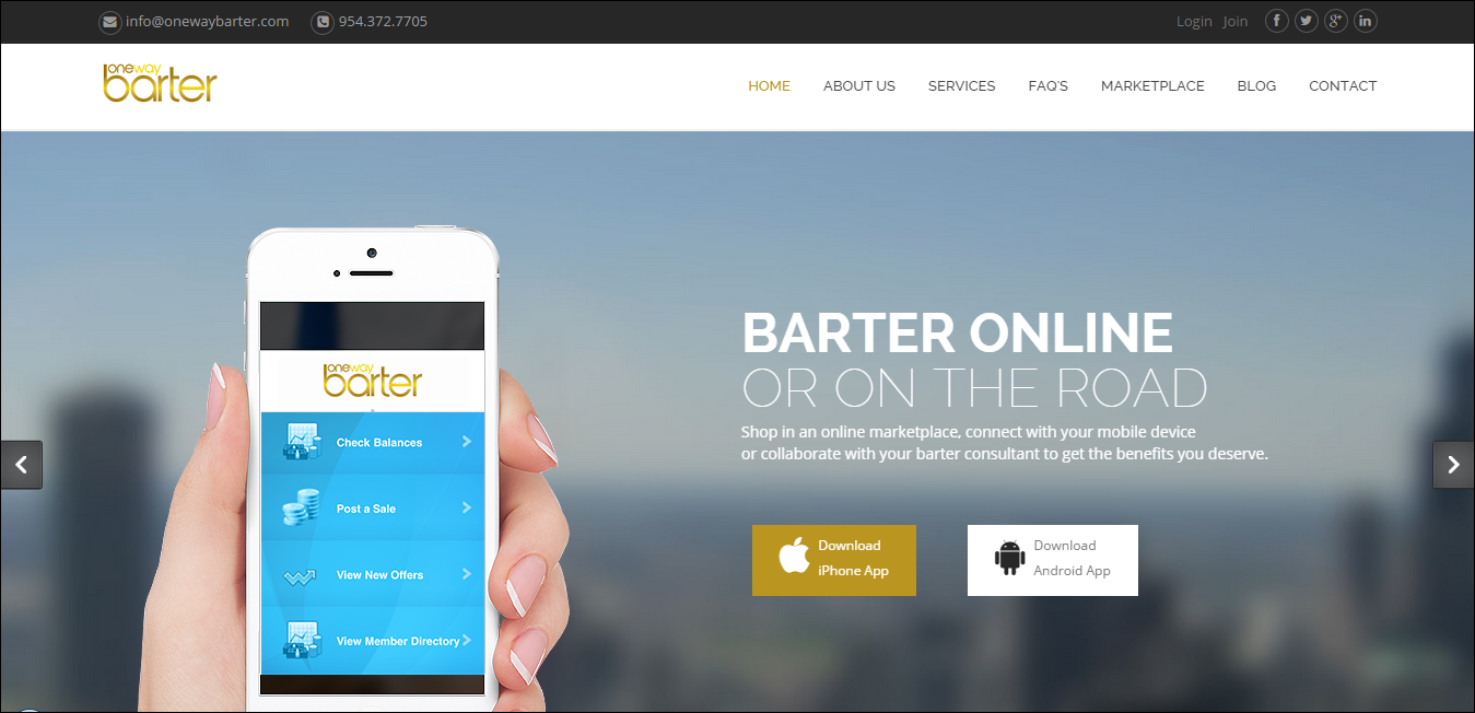 Image result for barter marketplace